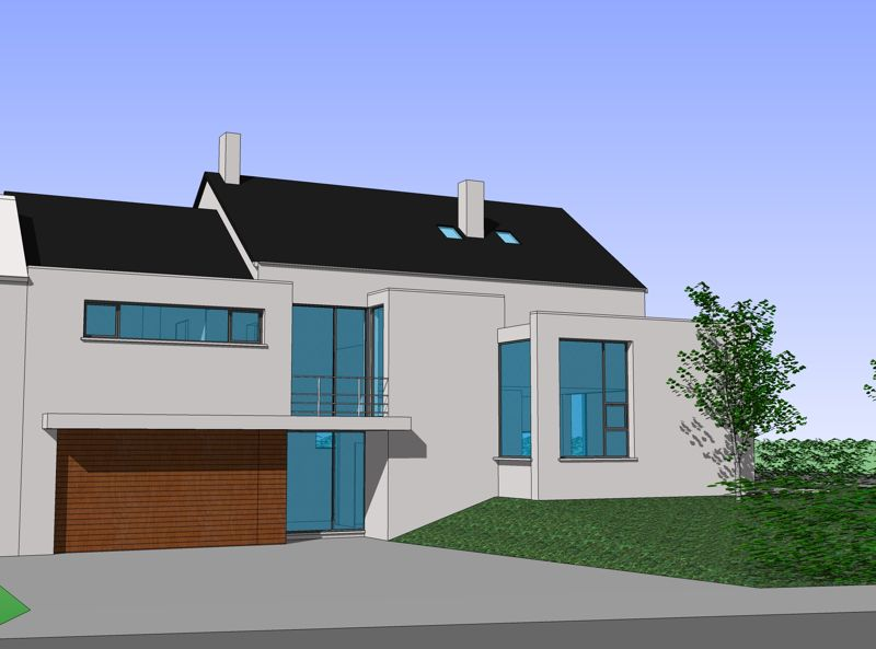Design Projet Construction Maison Brabant Wallon Metz