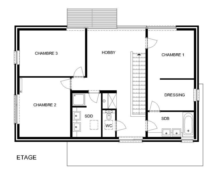 constructeur maisons contemporaines maison bbc constructeur