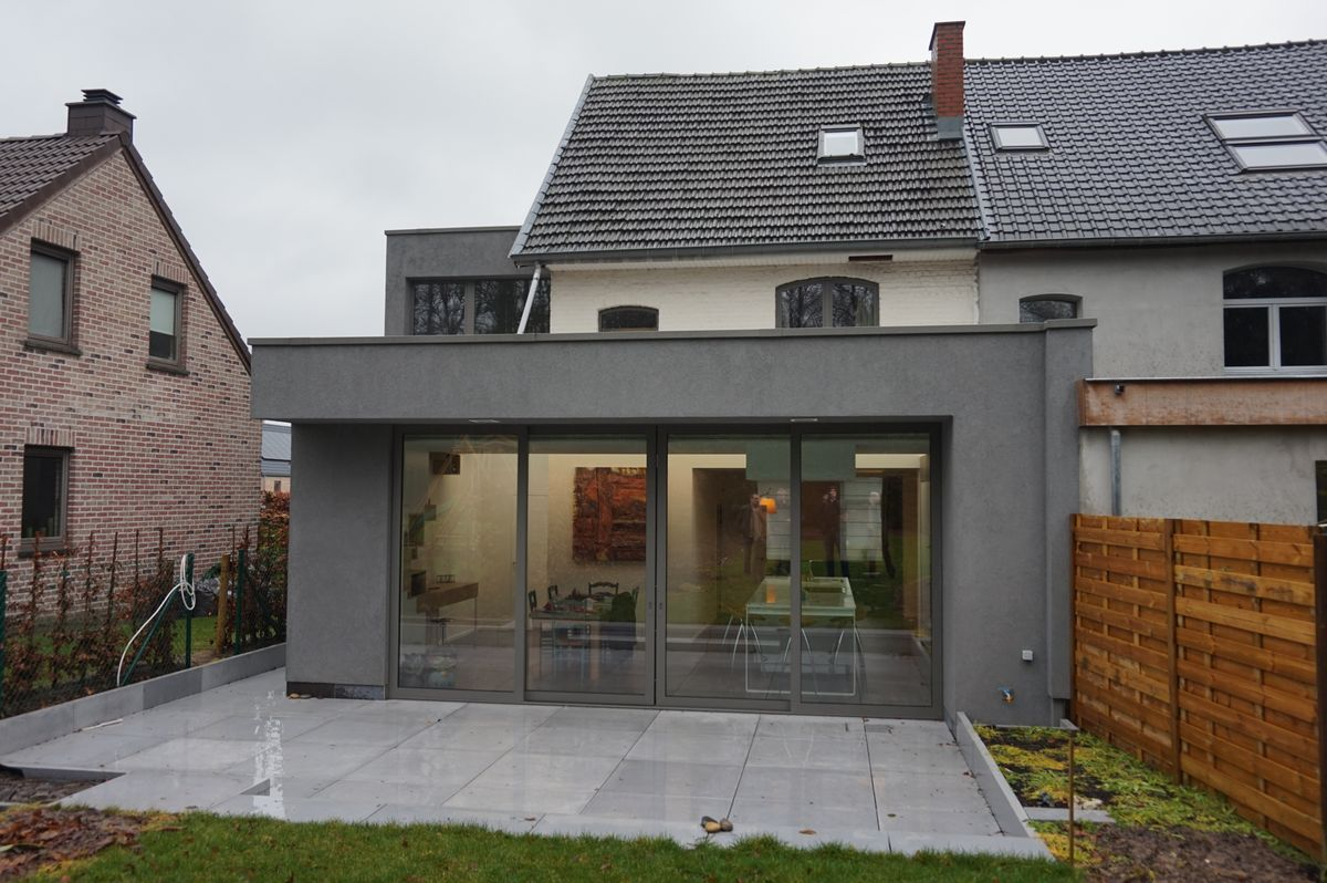 Extension maison moderne extension maison veranda u2013 for Annexe maison prix