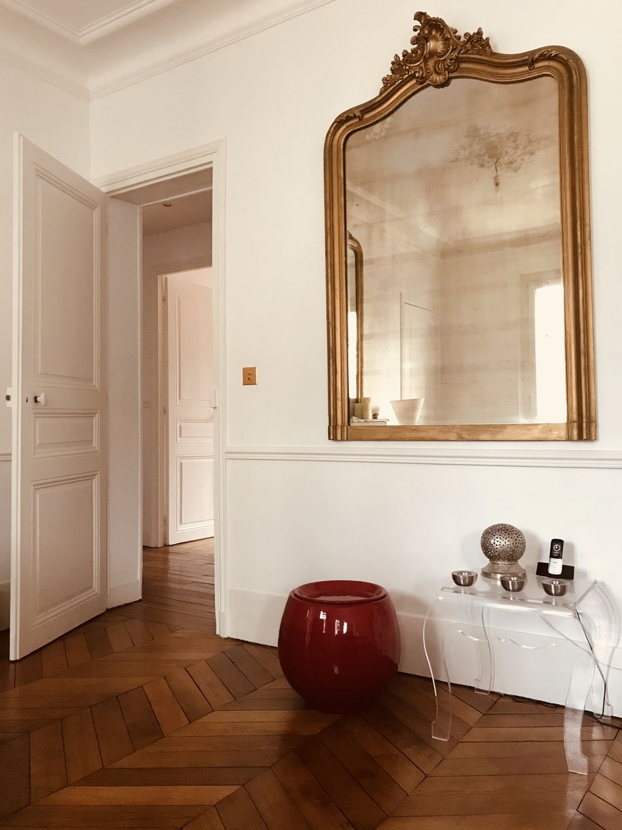 renovation appartement haussmannien paris vincennes 7 herv vanden haute. Black Bedroom Furniture Sets. Home Design Ideas
