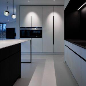 Mobilier intérieur de Intérieur9 pour une villa contemporaine